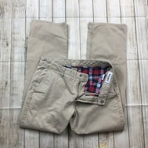 Mens BONOBOS washed Chino Pants 32 x 30